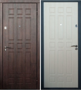 Дверь Стальная Премиум 9