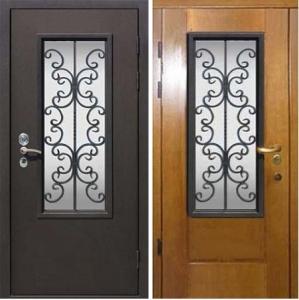 Дверь Стальная Премиум 1