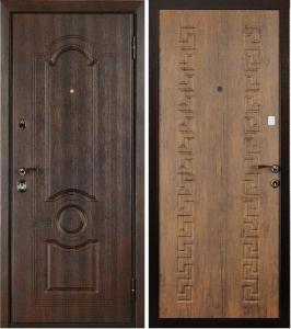 Дверь Стальная Премиум 2