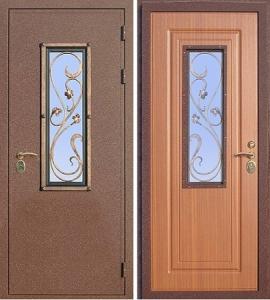 Дверь Стальная Премиум 4