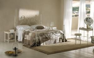 Кровать Кованая КРВ 012