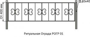 Ограды с Коваными Элементами Фотокаталог №1