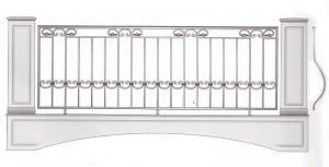 Балконное ограждение ПРЛ 3020