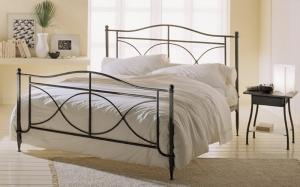 Кровать Кованая КРВ 04