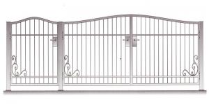 Распашные Ворота ВРТ 5033