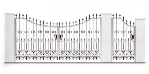Распашные Ворота ВРТ 5048