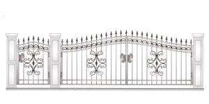 Распашные Ворота ВРТ 5051