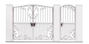 Распашные Ворота ВРТ 5054