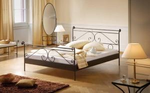 Кровать Кованая КРВ 07