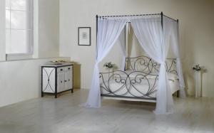 Кровать Кованая КРВ 08