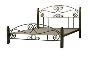Кровать Кованая КРВ 09