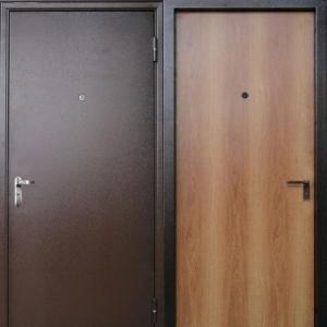 Дверь Стальная Эконом 2