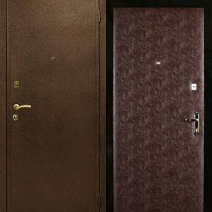 Дверь Стальная Эконом 3