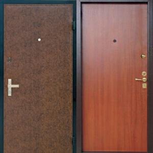 Дверь Стальная Эконом 6