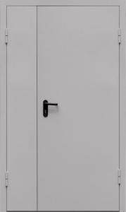 Дверь Стальная Тамбурная Эконом 7